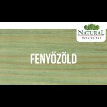 Fenyőzöld színű Fa-Lazúrfesték  0.75 liter