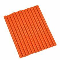 Narancssárga ragasztórúd 22 db