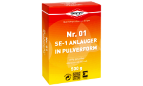 Geiger  S-E-1 lúgozószer 500 gr