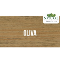 Oliva színű Fa-Lazúrfesték  0.75 liter