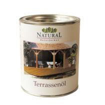 Natural teraszolaj 0,75 liter (bangkirai)