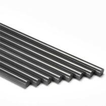 Fekete horpadásjavító ragasztórúd 50 db