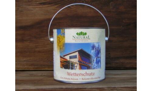 """Extra kültéri vízálló és UV szűrő """"Wetterschutz""""  0.75 liter"""