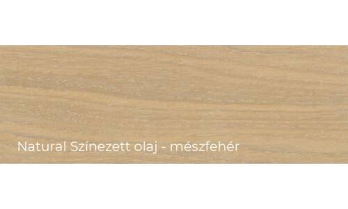 MINTA - Mészfehér színezett olaj 70 ml